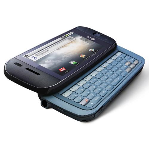 LG GW620 Android- Андроид смартфон от LG
