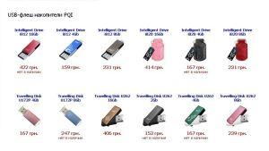 USB-флешки PQI