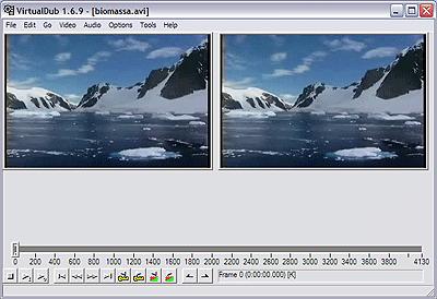 Сделали видеосъёмку или нужно редактировать фильм? А чем редактировать видео? Virtual Dub- программа для обработки видео.