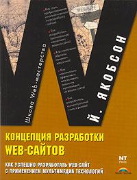 Концепция разработки Web-сайтов с применением мультимедиа-технологий. Й. Якобсон