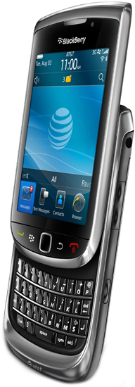 смартфон blackberry torch 9800