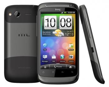 Коммуникатор HTC Desire S- отзыв.