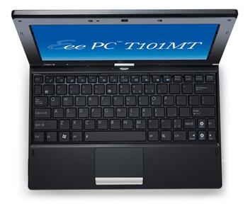 Планшетный нетбук Asus Eee PC Touch T101MT
