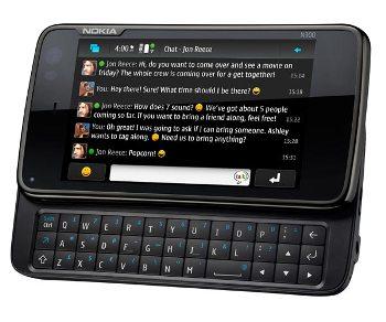 Описание модели Nokia N900