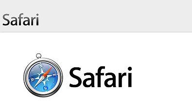 Интернет браузер Safari