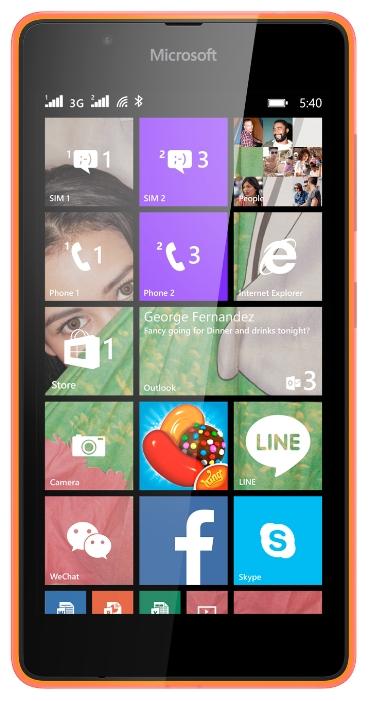 "Смартфон ""Microsoft Lumia 540 Dual Sim""."
